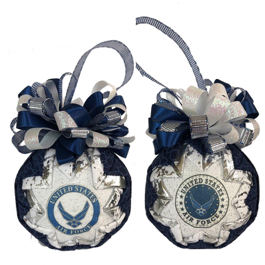 U.S. Air Force Holiday Ornament