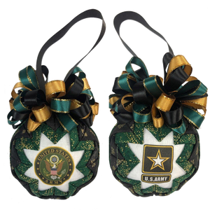 U.S. Army Holiday Ornament