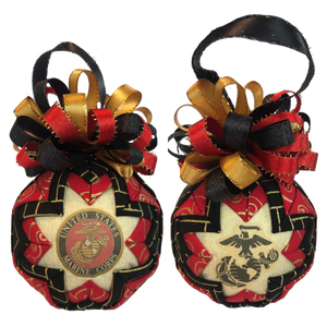 U.S. Marine Corps Holiday Ornament