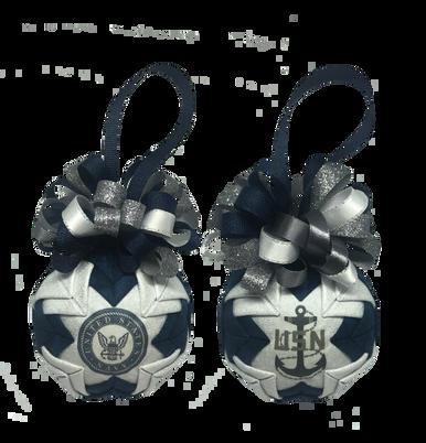 U.S. Navy Holiday Ornament
