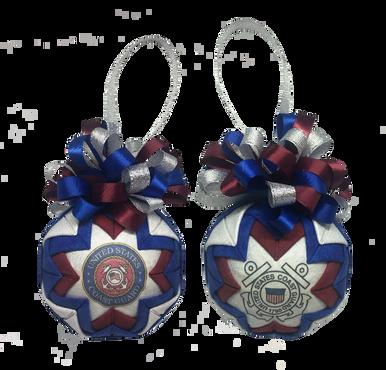 U.S. Coast Guard Holiday Ornament