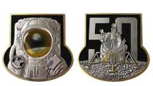 Apollo 11 50th Anniversary Coin