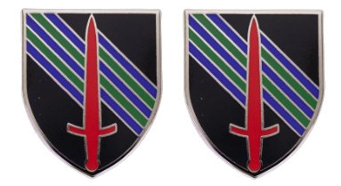 Army Crest 5th Security Force Assistance Brigade