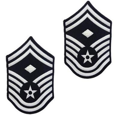 Air Force Chevron: Senior Master Sergeant: First Sergeant - color