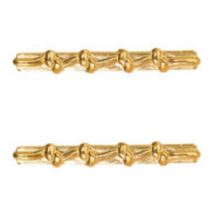 Ribbon Attachment Knot – 4 – gold
