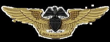 Navy Badge: Professional Aviation Maintenance Officer