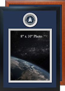 """11"""" x 16"""" Space Force Photo Frame w/ Top Seal"""