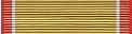 Gold Lifesaving Ribbon