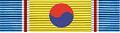 Republic of Korean War Service Ribbon