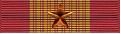 Vietnam Armed Forces Gallantry Cross Ribbon