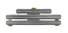 Ribbon Mounting Bar Metal- 8 Ribbon