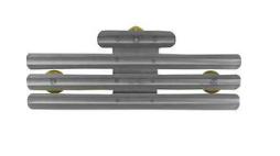 Ribbon Mounting Bar Metal- 10 Ribbon
