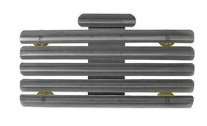 Ribbon Mounting Bar Metal- 16 Ribbon