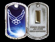 Air Force Coin 2nd Lieutenant