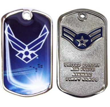 Air Force Coin Airman 1st Class