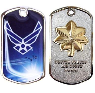 Air Force Coin Major