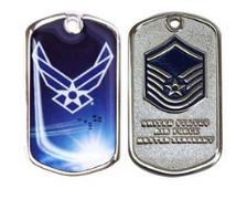 Air Force Coin Master Sergeant