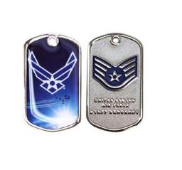 Air Force Coin Staff Sergeant