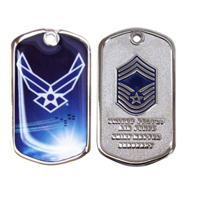 Air Force Coin Chief Master Sergeant