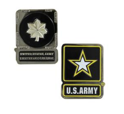 Army Challenge Coin Lieutenant Colonel