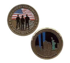 Some Gave All Challenge Coin