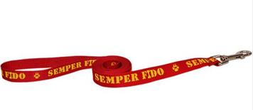 Pet Leash- US Marine Corps Semper Fidelis
