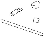 Sounding Reel Breakaway Kit for 0.100in Dia. Cable