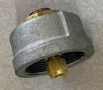 USGS Standard Orifice Fitting, Galvanized