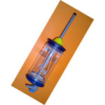 Acrylic Kemmerer Water Bottle, Kit, 2.2L