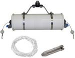 PVC Beta Water Bottle Kit, Horizontal, 3.2L