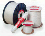 "Solid Braided Rope, 3/16"",  500' Spool"