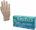 Disposable/Single Use Gloves Material: PVC Grade: Clear, Lg, 100/pak
