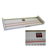 Wildco® Fish Measuring Board 30in