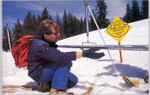 Prairie Snow Sampling Tube