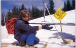 Prairie Snow Sampling Tube