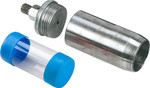 """AMS Soil Core Sampler Kit without Hammer Attachment, Stainless Steel, 2""""x6""""L"""