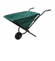 Solid Wheel Folding Wheelbarrow