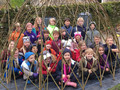 2.5M Diameter Willow Dome Kit