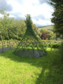 3.0M Diameter Willow Wigwam Kit