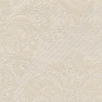Ivory Kensington Square Damask Tablecloth