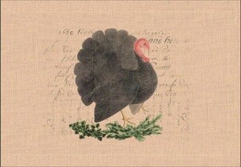 Turkey Placemats for Thanksgiving