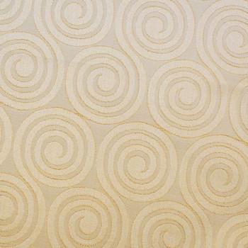 Othello Design Gold Tablecloth