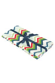 Chevron Colorful Cloth Napkins