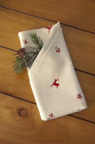 Felicity Christmas Cloth Napkins