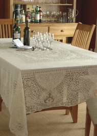 Canterbury Classic Vintage Style Tablecloth