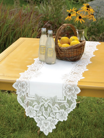 Heirloom Lace Table Runners