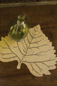 Goldenrod Aspen Leaf Placemats