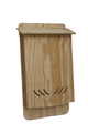 Three Chamber Bat House - Unfinished - BCI Certified - Discontinued