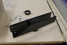 Bat House bracket designed specifically to fit our fully finished commercial bat houses.