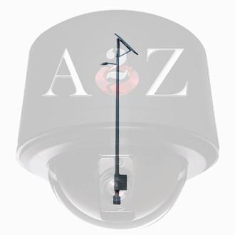 A2Z 40 Watt Solar Powered LED Street Light System SL40EW